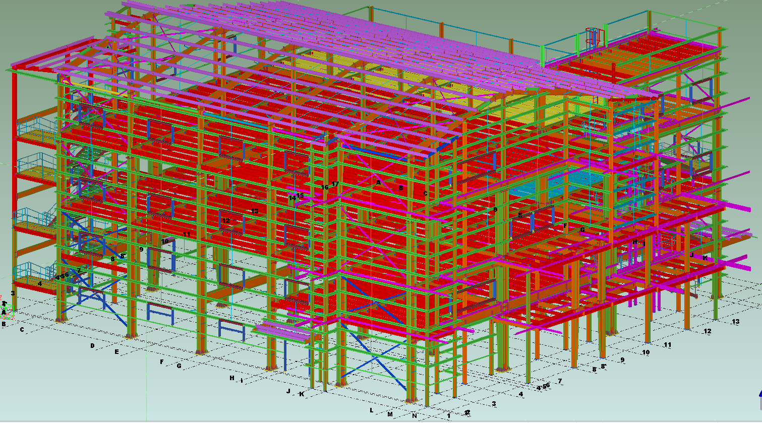 Structural Designing and Drawings